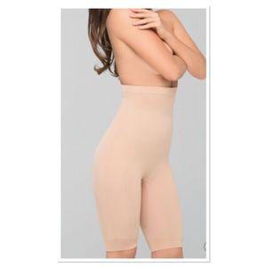 ShaToBu Body Wrap Long-Leg High-Waist Panty Shaper